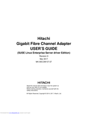 Hitachi GVX-CC64G Series User Manual