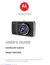 Motorola MDC400 User Manual