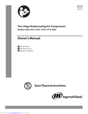 INGERSOLL-RAND 2475 OWNER'S MANUAL Pdf Download. on ingersoll rand 2475 parts, ingersoll rand 2475 manual, ingersoll rand 2475 compressor, ingersoll rand 2475n7.5 wiring diagram,
