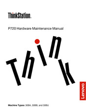 Lenovo 30BB Hardware Maintenance Manual