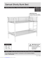 فرن الكابوك شواية Metal Bunk Bed Assembly Instructions Loudounhorseassociation Org