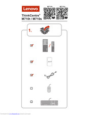 Lenovo THINKCENTRE M710t Manual