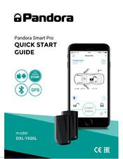 Pandora Smart Pro DXL-1920L Manuals | ManualsLib