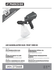 Parkside Pdsp 1000 B2 Manuals