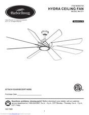 harbor breeze parts diagram harbor breeze 0883783 manual pdf download manualslib  harbor breeze 0883783 manual pdf