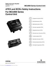 MOBREY MCU901WX-A MCU900 CONTROLLER WITH DISPLAY