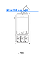 Nokia 3250 - XpressMusic Cell Phone 10 MB User Manual