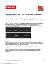 Lenovo D1212 Product Manual