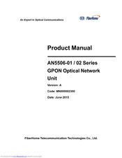 Fiberhome AN5506-02-B Manuals