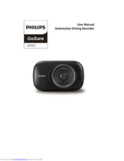 Philips ADR820 User Manual