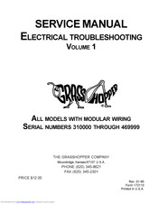 Grasshopper 721D Manuals | ManualsLib | 721d Grasshopper Lawn Mower Wiring Diagram |  | ManualsLib