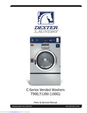 [DIAGRAM_34OR]  DEXTER LAUNDRY T900 PARTS & SERVICE MANUAL Pdf Download | ManualsLib | Dexter Dryer Wiring Diagram |  | ManualsLib