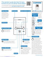 Aiphone Gt 1m3 Manuals Manualslib