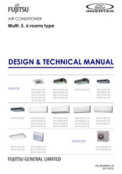 Fujitsu ARYG09LLTA Design & Technical Manual