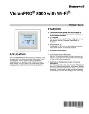 Honeywell VisionPRO 8000 Product Data