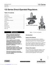 Fisher 133L Manuals