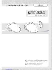Biobidet Bb 1000 Manuals Manualslib