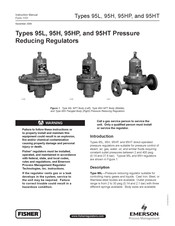 Emerson Fisher 95HT Manuals