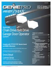 genie pro garage door opener wiring diagram genie pro stealth owner s manual pdf download  genie pro stealth owner s manual pdf