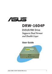 Asus DRW-1604P User Manual