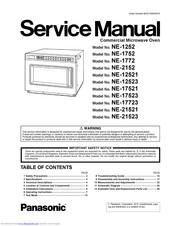 Panasonic Ne 2152 Manuals Manualslib
