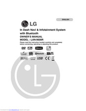 LG LAD-9600R Owner's Manual