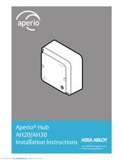 [SCHEMATICS_48YU]  ASSA ABLOY APERIO AH20 INSTALLATION INSTRUCTIONS MANUAL Pdf Download |  ManualsLib | Aperio Wiring Diagram |  | ManualsLib