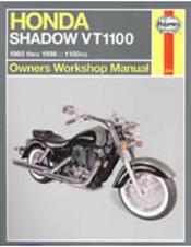 Honda Shadow Vt1100 Manuals Manualslib