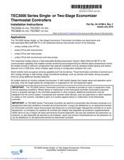 Johnson Controls TEC3630