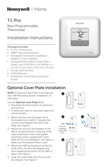 t1 wiring diagram pdf honeywell t1 pro manuals  honeywell t1 pro manuals