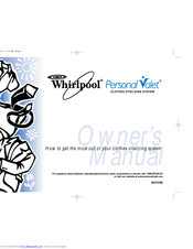 Whirlpool Personal Valet PVBN600LT0 User Manual