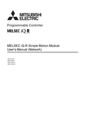 Mitsubishi Electric RD77GF16 User Manual