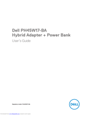 Dell PH45W17-BA User Manual