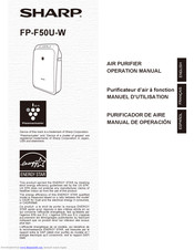 Sharp FP-F50U-W Operator's Manual