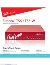 WATCHGUARD T30-W FIREBOX NETWORK SECURITY APPLIANCE   BS3AE5W