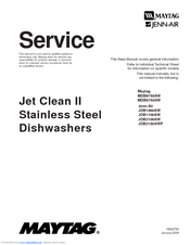 maytag jet clean ii mdb8750aw manuals rh manualslib com