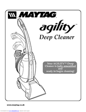 Maytag Agility User Manual