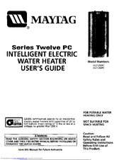 Maytag HE21250PC User Manual