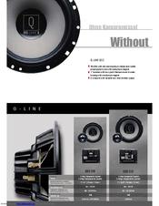Mb Quart Q Line Qsc 210 Installation Manual Pdf Download Manualslib