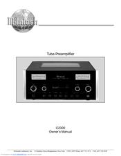 mcintosh c2300 manuals rh manualslib com