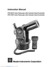 Meade etx 60 инструкция