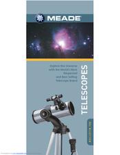 meade 884 deluxe field tripod manual
