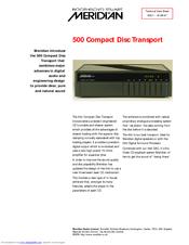 meridian 500 manuals rh manualslib com Advantages of Manual Data Processing Process Manual