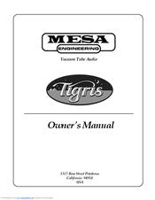 mesa boogie three channel dual triple rectifier solo heads manuals rh manualslib com Mesa Boogie Mark V Mesa Boogie Studio 22