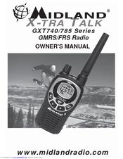 midland x tra talk gxt785 series manuals rh manualslib com X- ray Things That Start with X