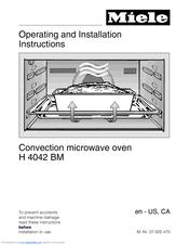 miele h4042bm manuals rh manualslib com