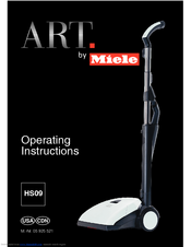 Miele S930 Operating Instructions Manual