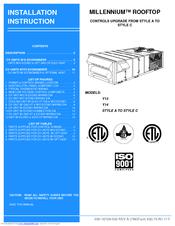 york millennium y14 manuals york millennium schematics y14