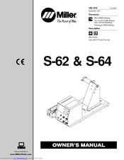 miller electric s 64 manuals rh manualslib com Miller Spectrum 625 Miller Plasma Cutter