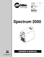 miller electric spectrum 2050 manuals rh manualslib com Miller Plasma Guide Miller Plasma Cutter